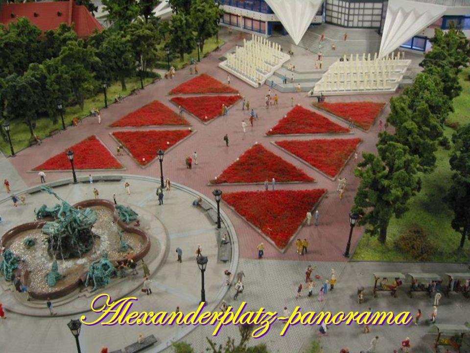 Alexanderplatz-panorama