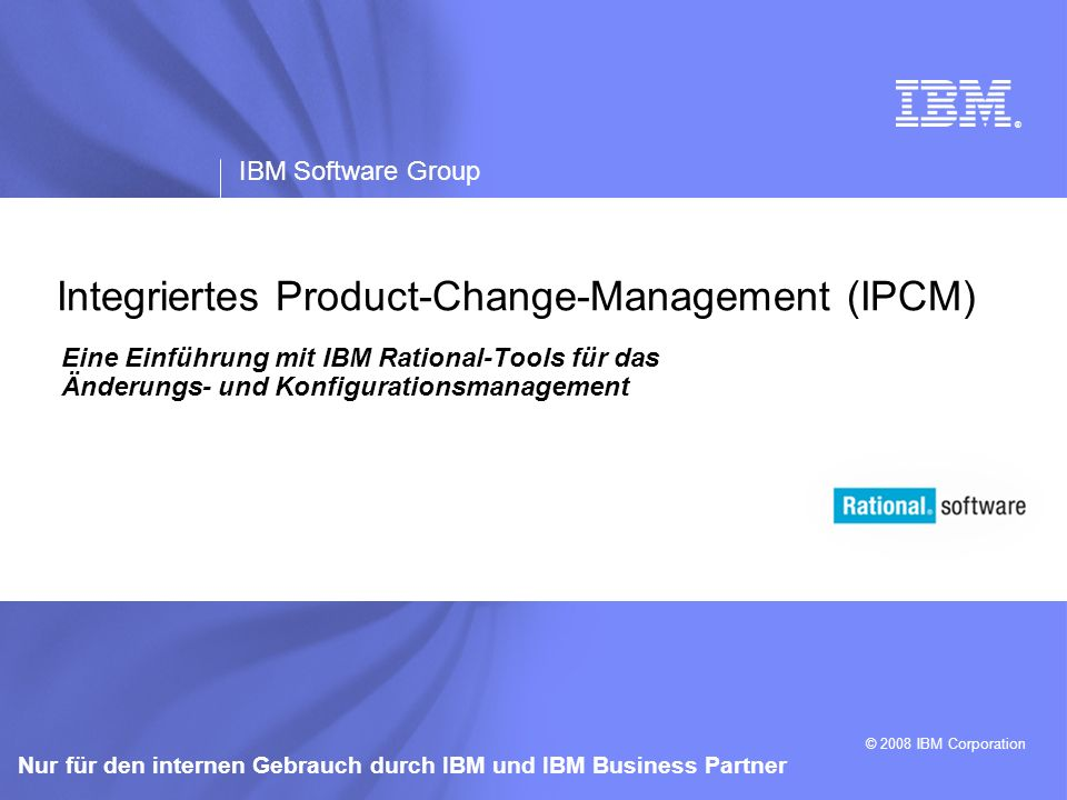 Integriertes Product-Change-Management (IPCM)
