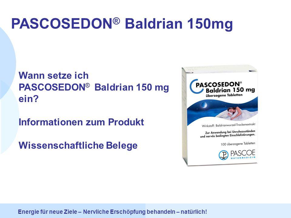 PASCOSEDON® Baldrian 150mg