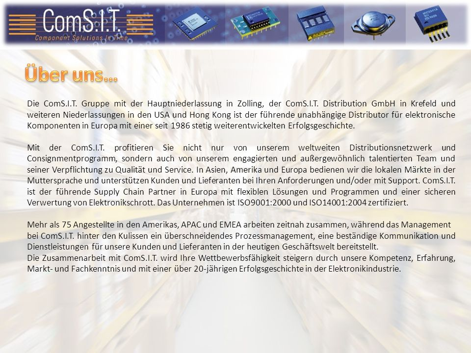 ComS.I.T. Distribution GmbH