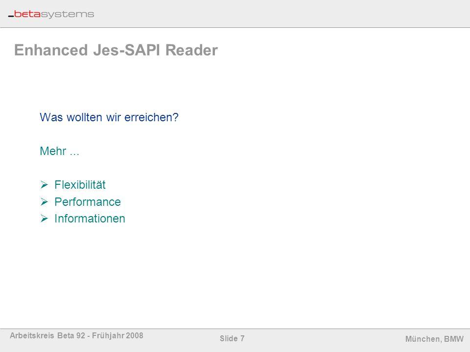 Enhanced Jes-SAPI Reader
