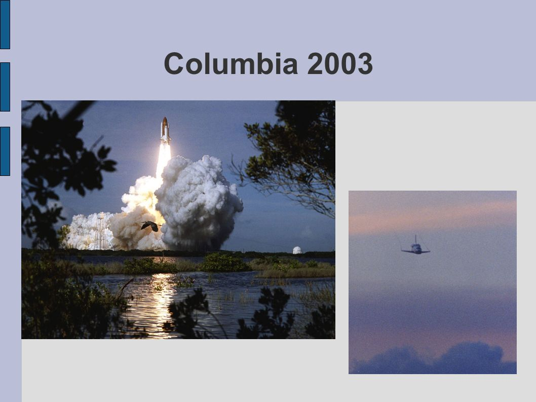 Columbia 2003