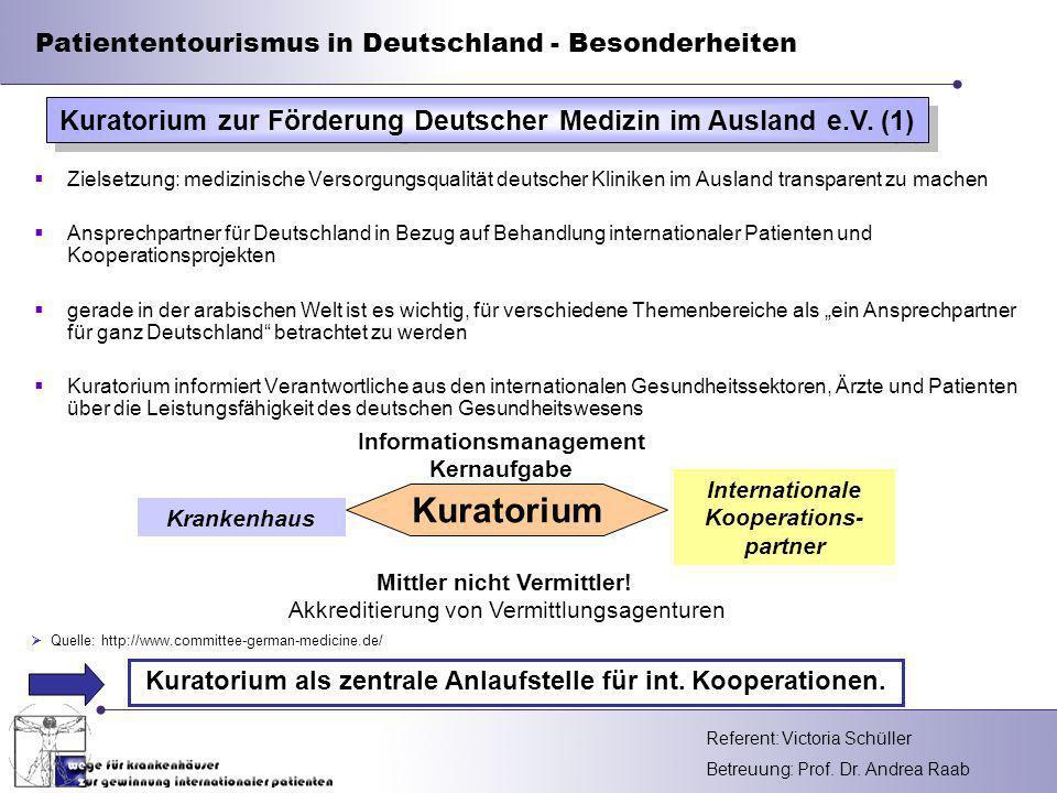 Kuratorium zur Förderung Deutscher Medizin im Ausland e.V. (1)
