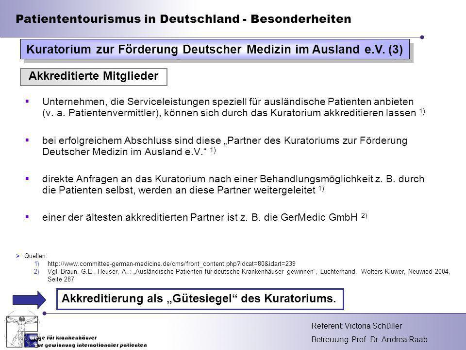 Kuratorium zur Förderung Deutscher Medizin im Ausland e.V. (3)