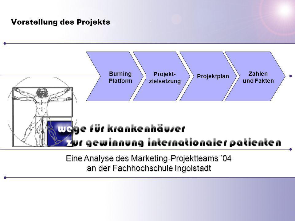 Vorstellung des Projekts