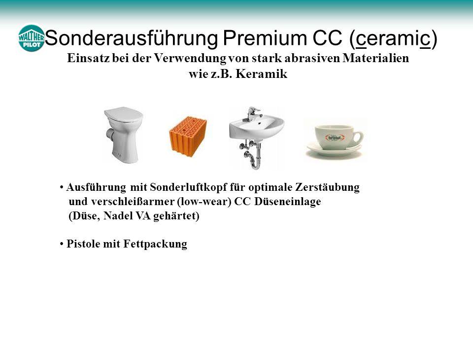 Sonderausführung Premium CC (ceramic)
