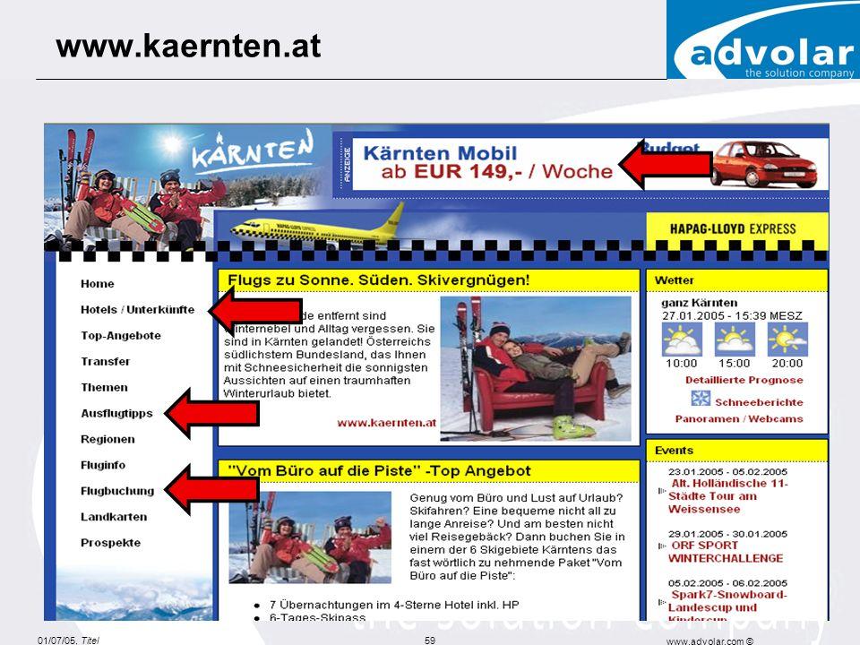 www.kaernten.at