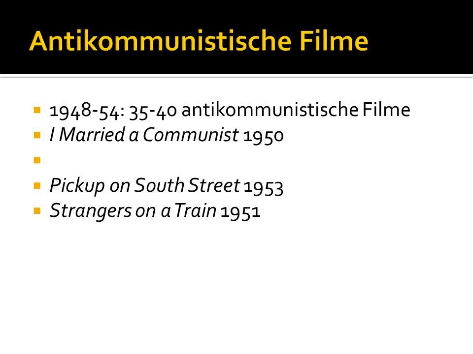 Antikommunistische Filme