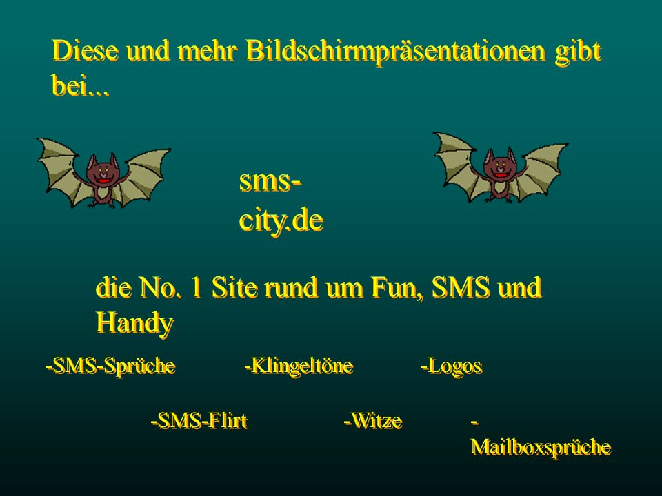 sms-city.de Diese und mehr Bildschirmpräsentationen gibt bei...