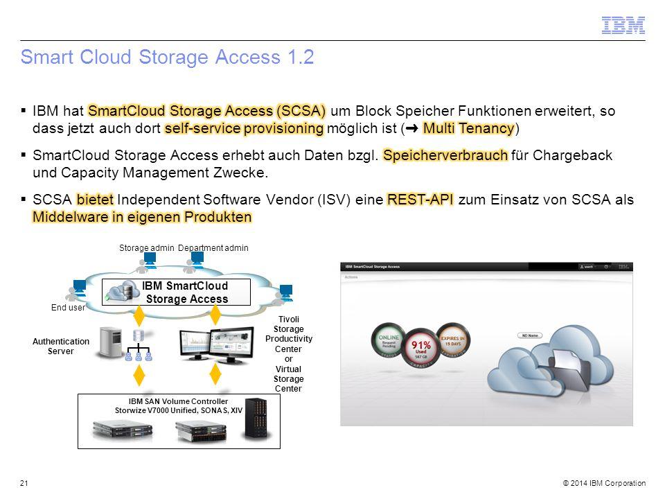 Smart Cloud Storage Access 1.2