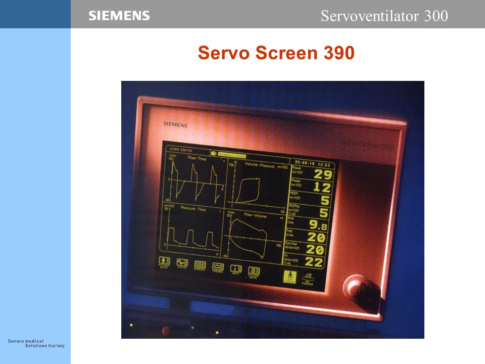 Servo Screen 390