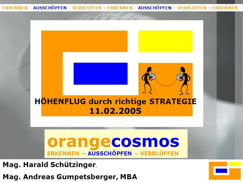 HÖHENFLUG durch richtige STRATEGIE 11.02.2005