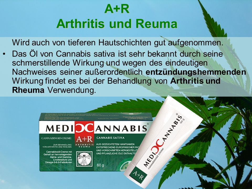 A+R Arthritis und Reuma