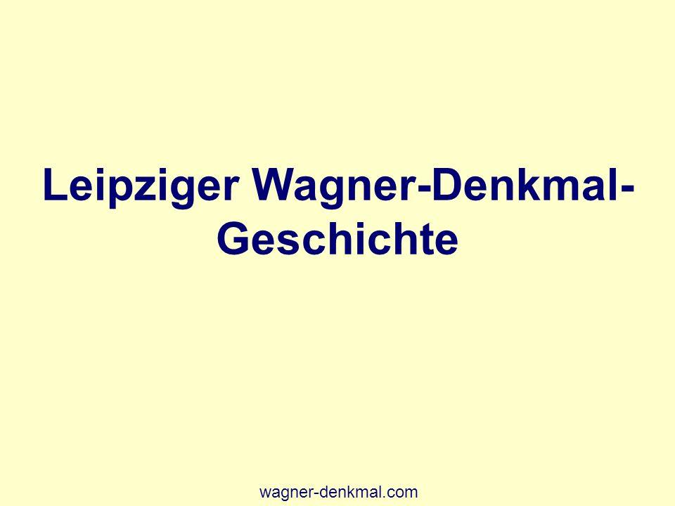 Leipziger Wagner-Denkmal-
