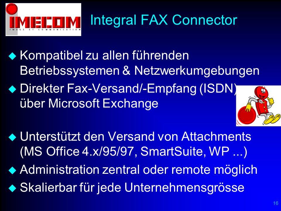 Integration von Fremdsystemen ...