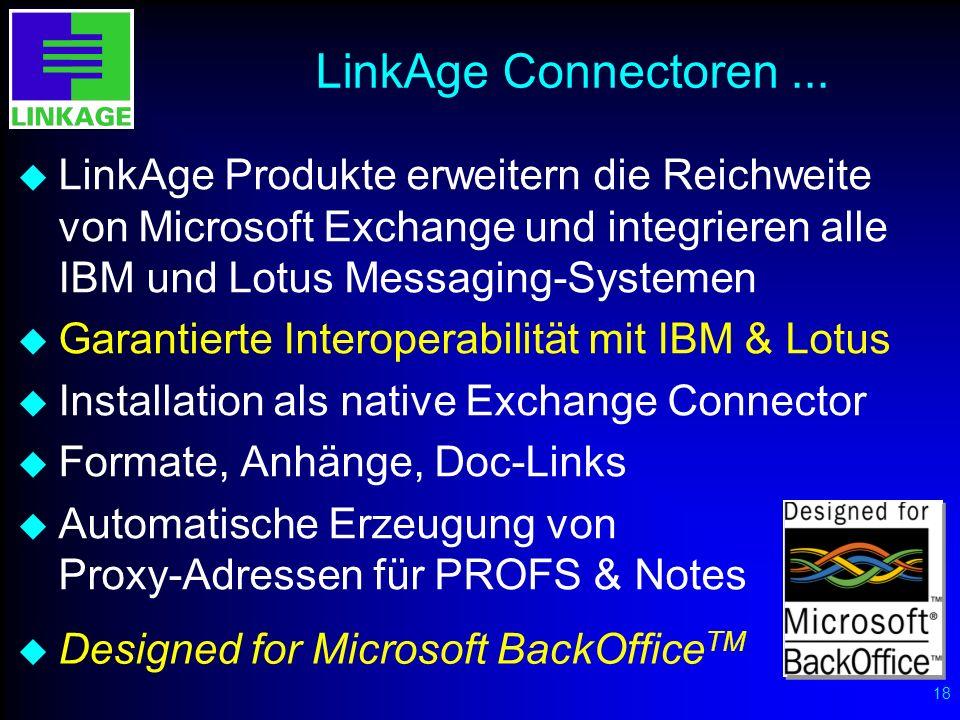 Notes/Exchange/Internet-Verbindung via Microsoft Exchange
