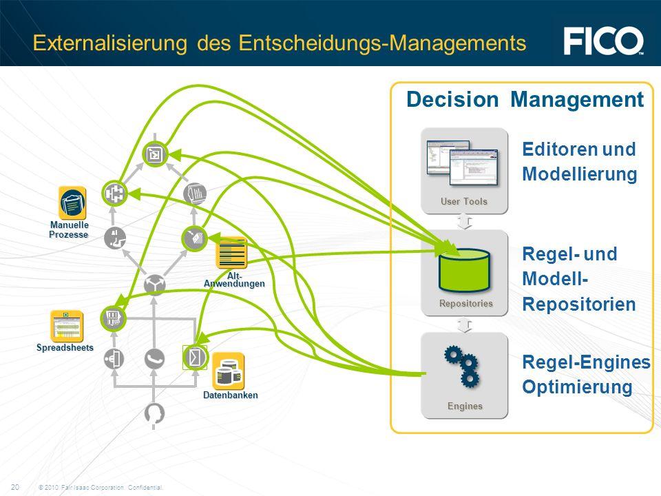 Externalisierung des Entscheidungs-Managements