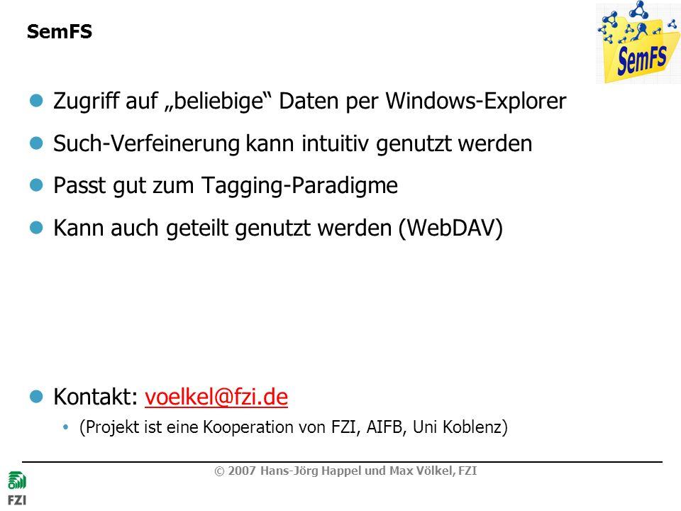 """Zugriff auf """"beliebige Daten per Windows-Explorer"""