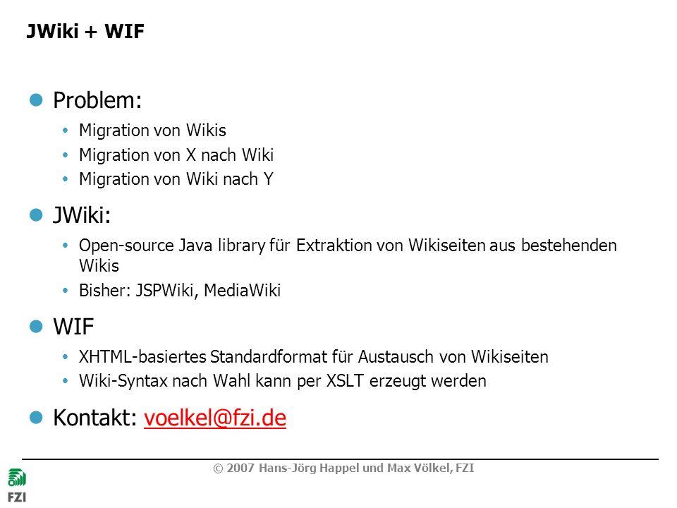 Kontakt: voelkel@fzi.de