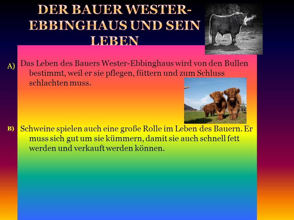 Der bauer wester-ebbinghaus und sein Leben