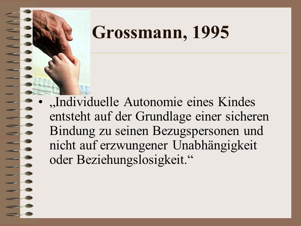 Grossmann, 1995