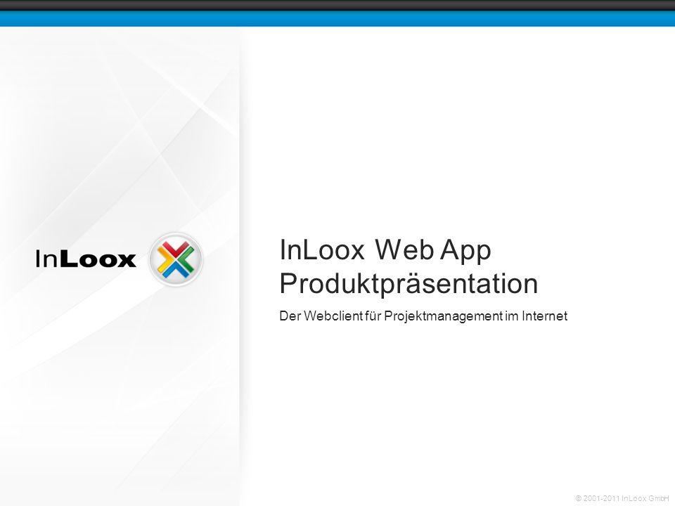 InLoox Web App Produktpräsentation