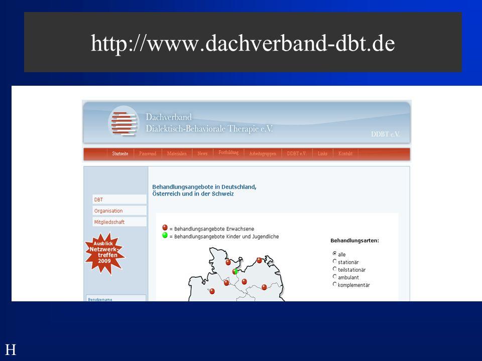 http://www.dachverband-dbt.de H Theoriebausteine 1