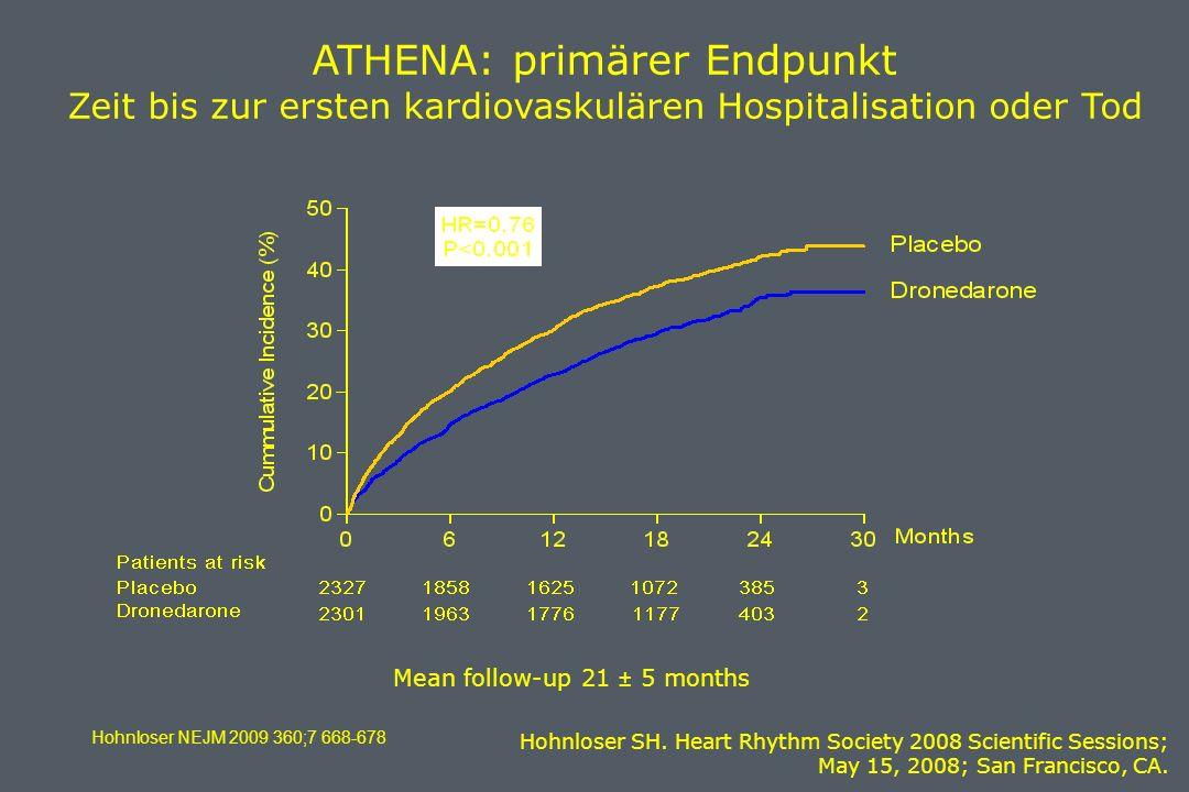 ATHENA: primärer Endpunkt