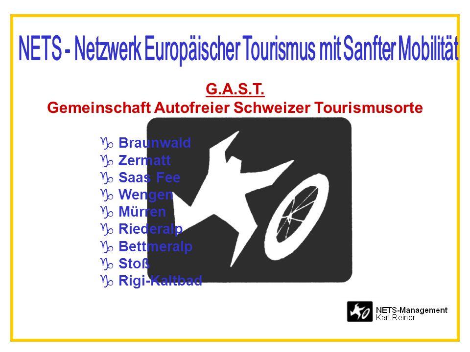 Gemeinschaft Autofreier Schweizer Tourismusorte