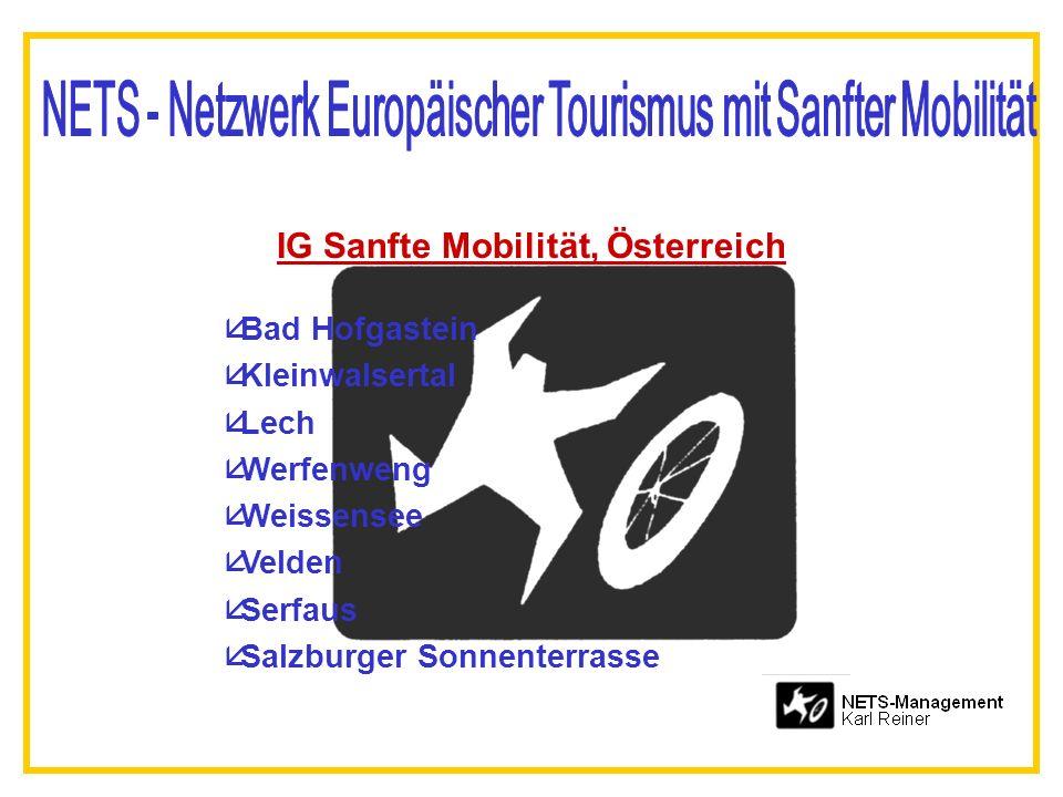 IG Sanfte Mobilität, Österreich