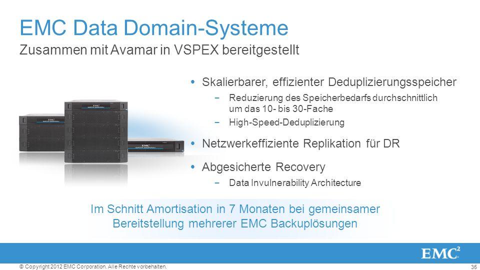 EMC Data Domain-Systeme