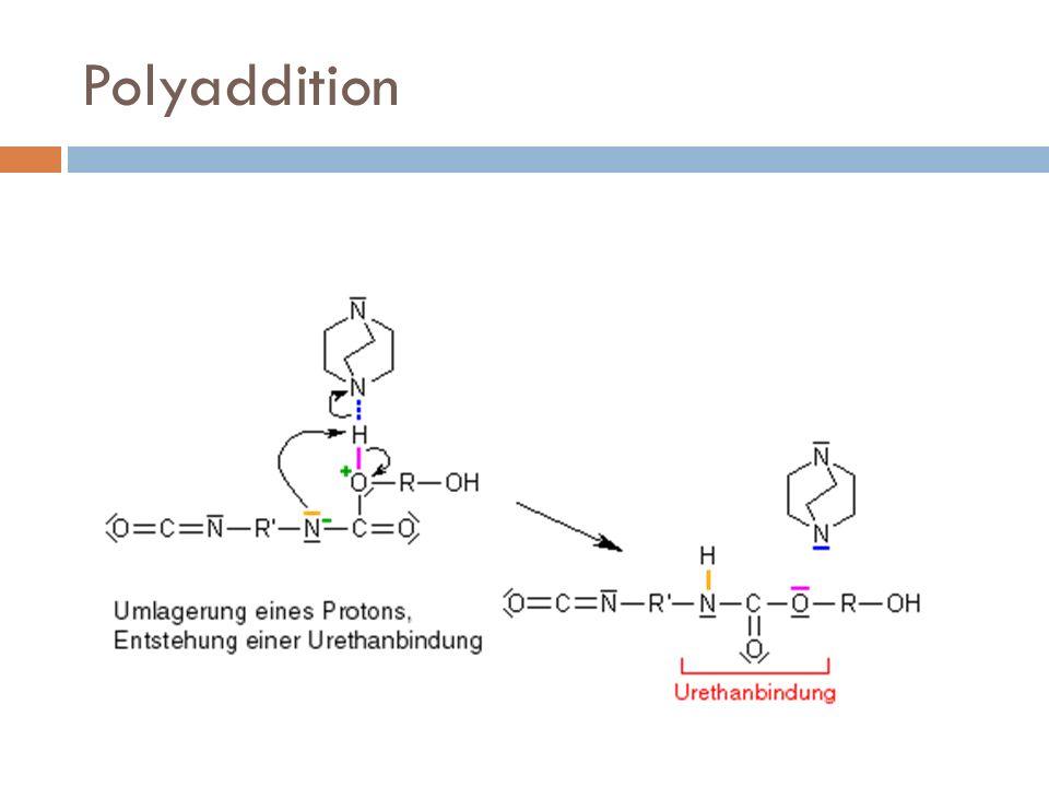Polyaddition