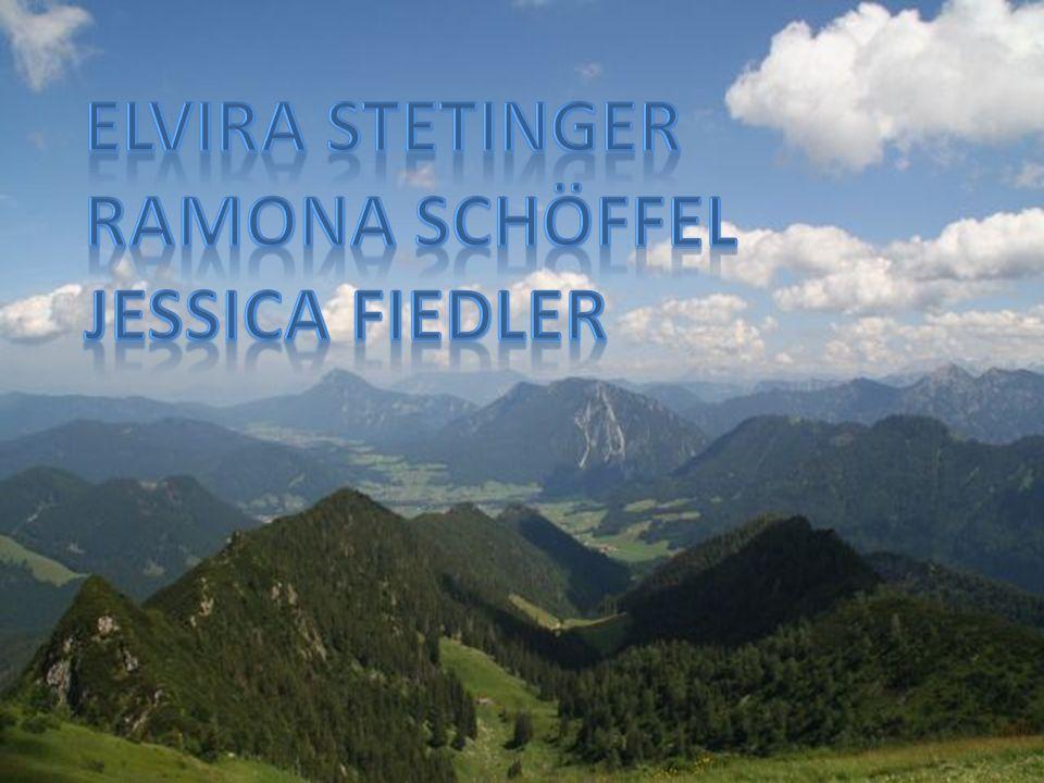 Elvira Stetinger Ramona Schöffel Jessica Fiedler