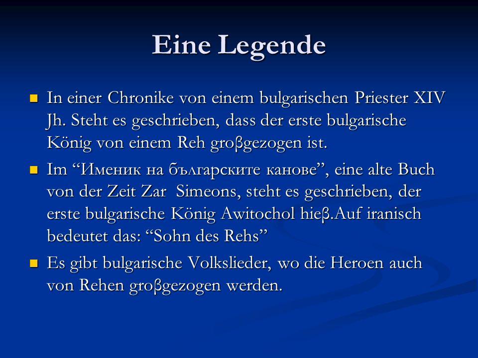 Eine Legende