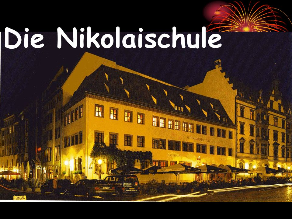Die Nikolaischule