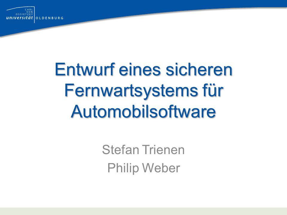 Stefan Trienen, Philip Weber
