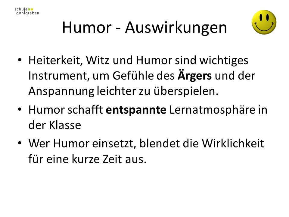 witz und humor