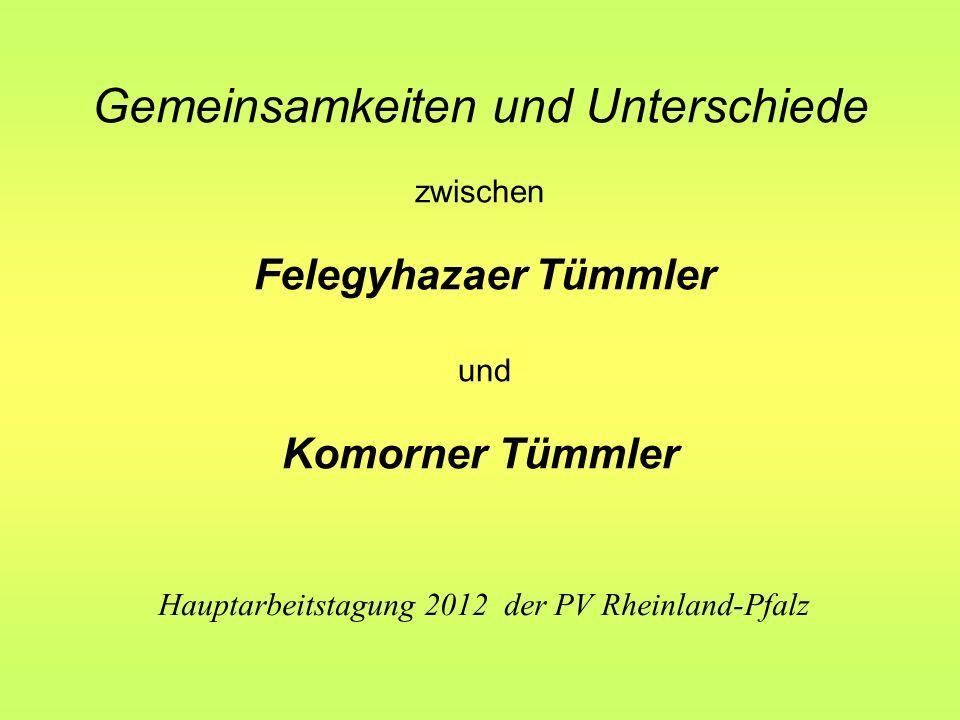 Hauptarbeitstagung 2012 der PV Rheinland-Pfalz