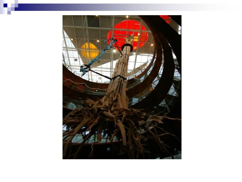 Научный музей Барселоны – Cosmo Caixa Barcelona