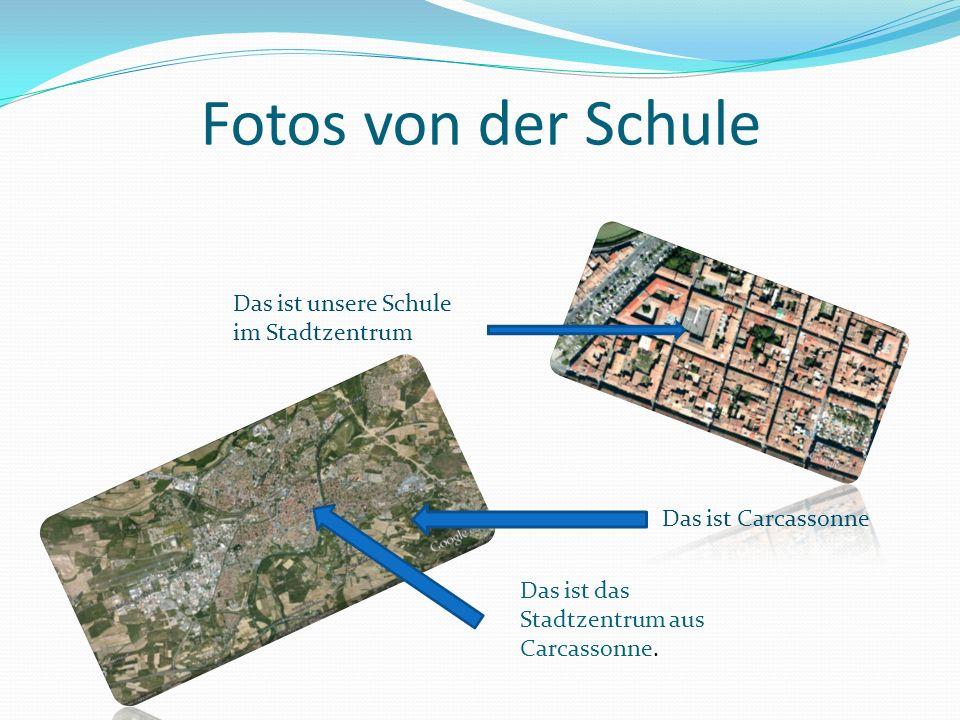 Fotos von der Schule Das ist unsere Schule im Stadtzentrum