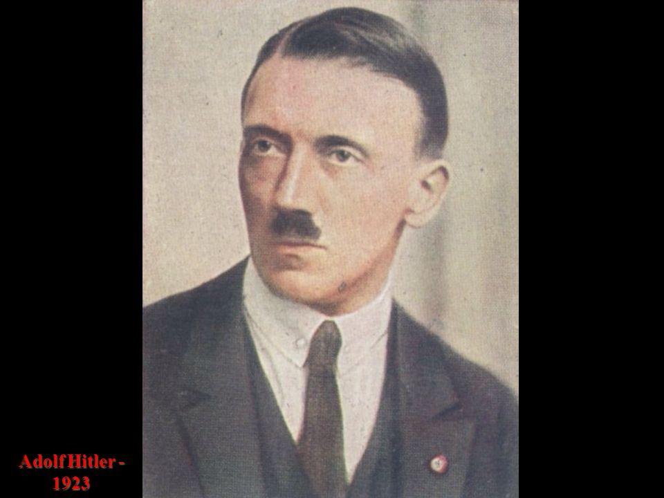 Adolf Hitler - 1923