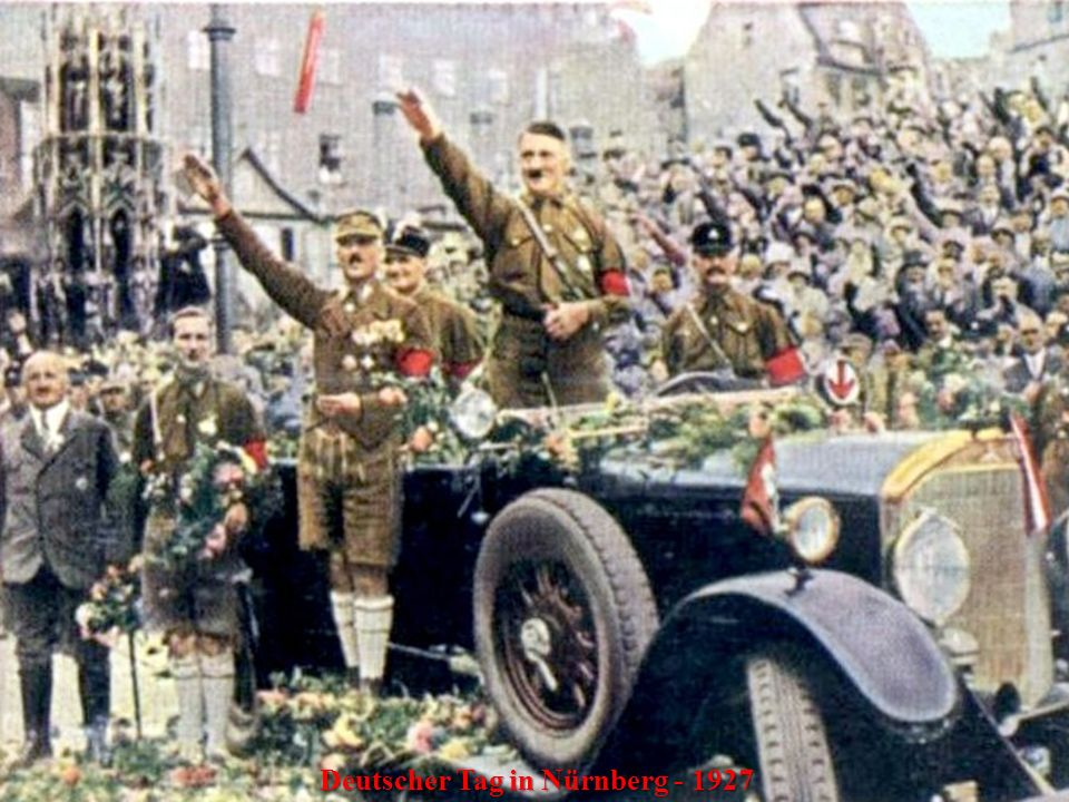 Deutscher Tag in Nürnberg - 1927