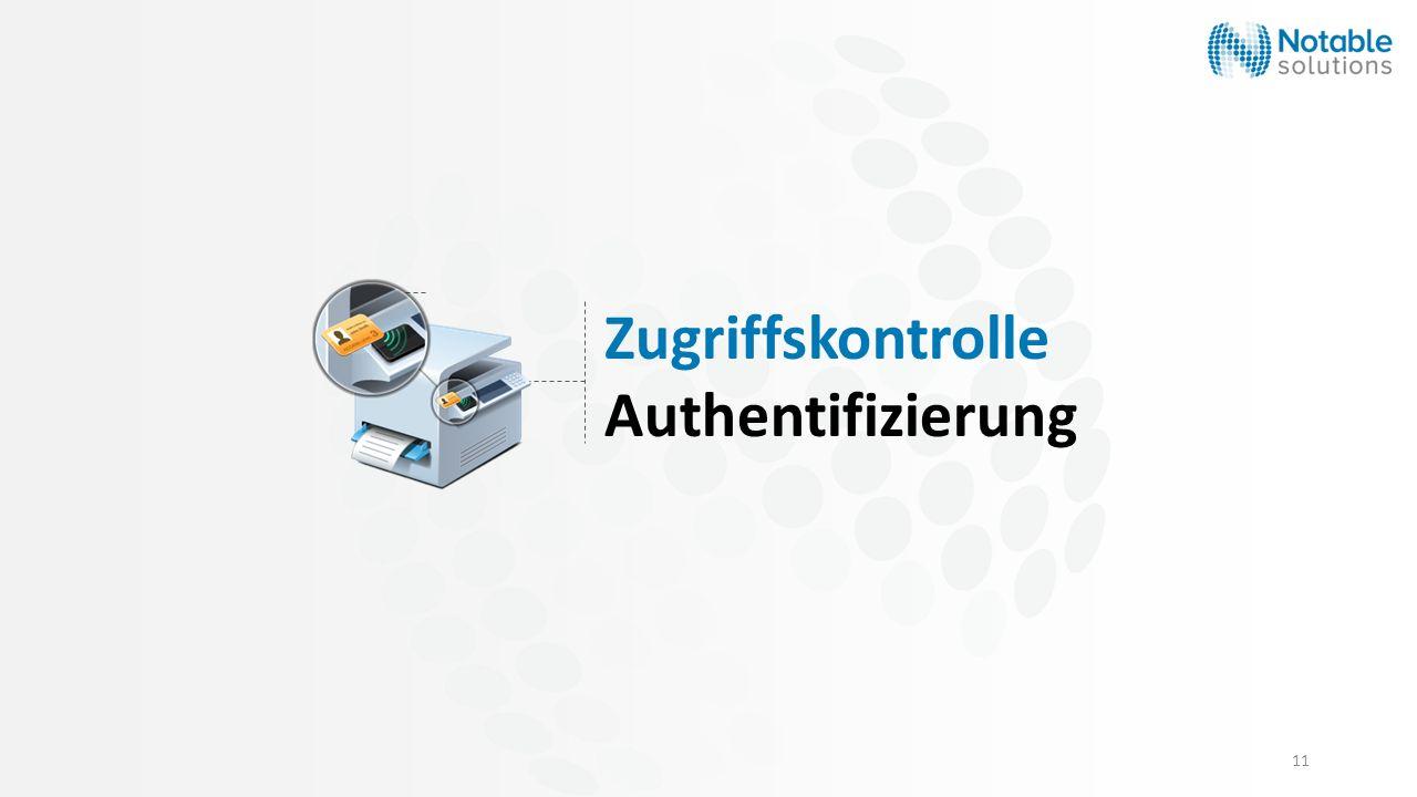 Zugriffskontrolle Authentifizierung