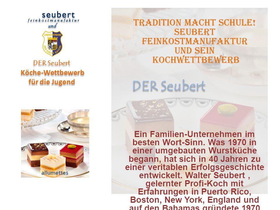 DER Seubert Köche-Wettbewerb für die Jugend