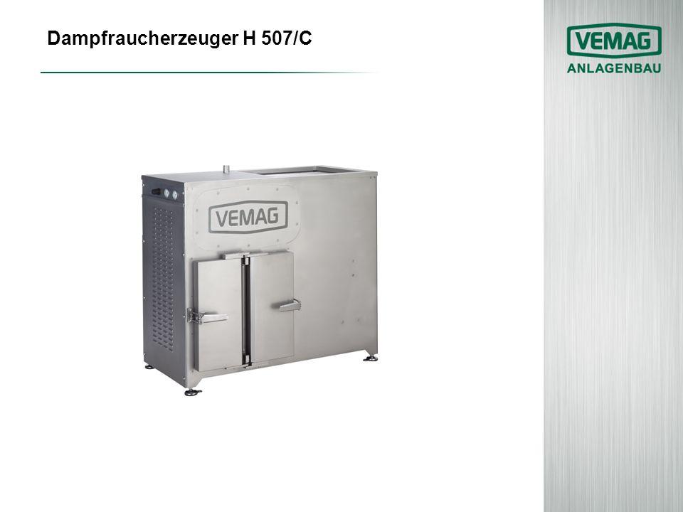 Dampfraucherzeuger H 507/C