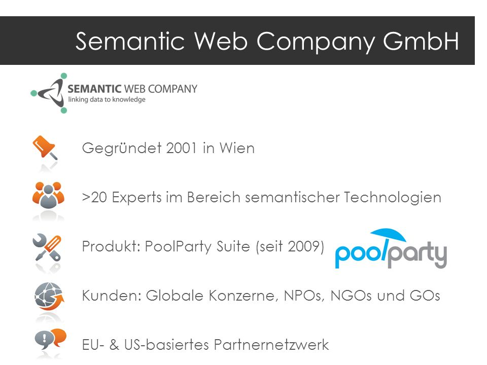 Semantic Web Company GmbH