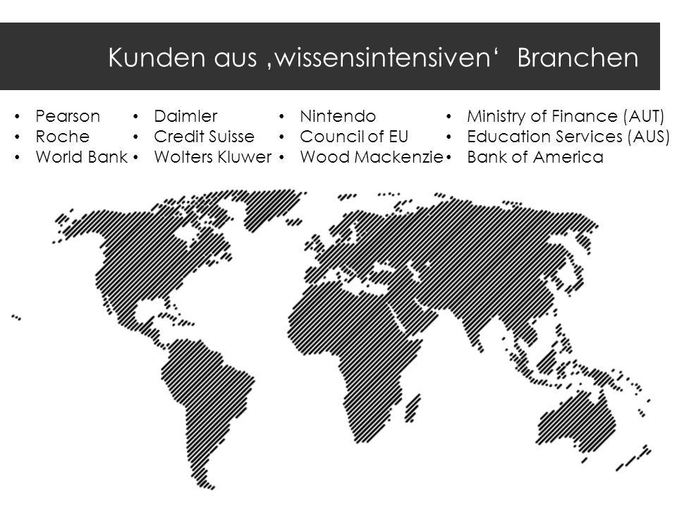Kunden aus 'wissensintensiven' Branchen