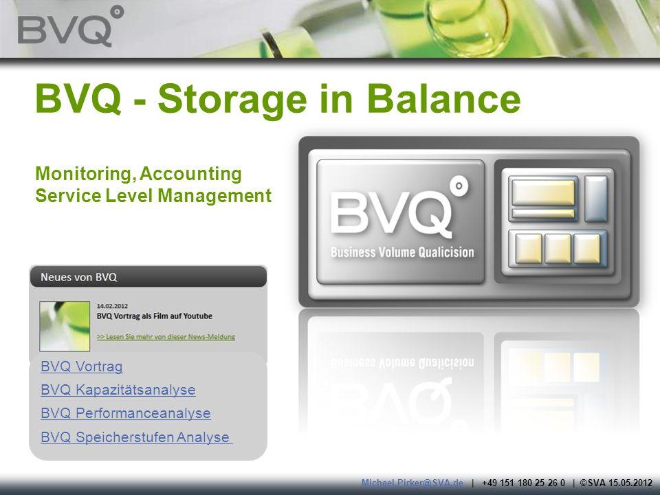 BVQ - Storage in Balance