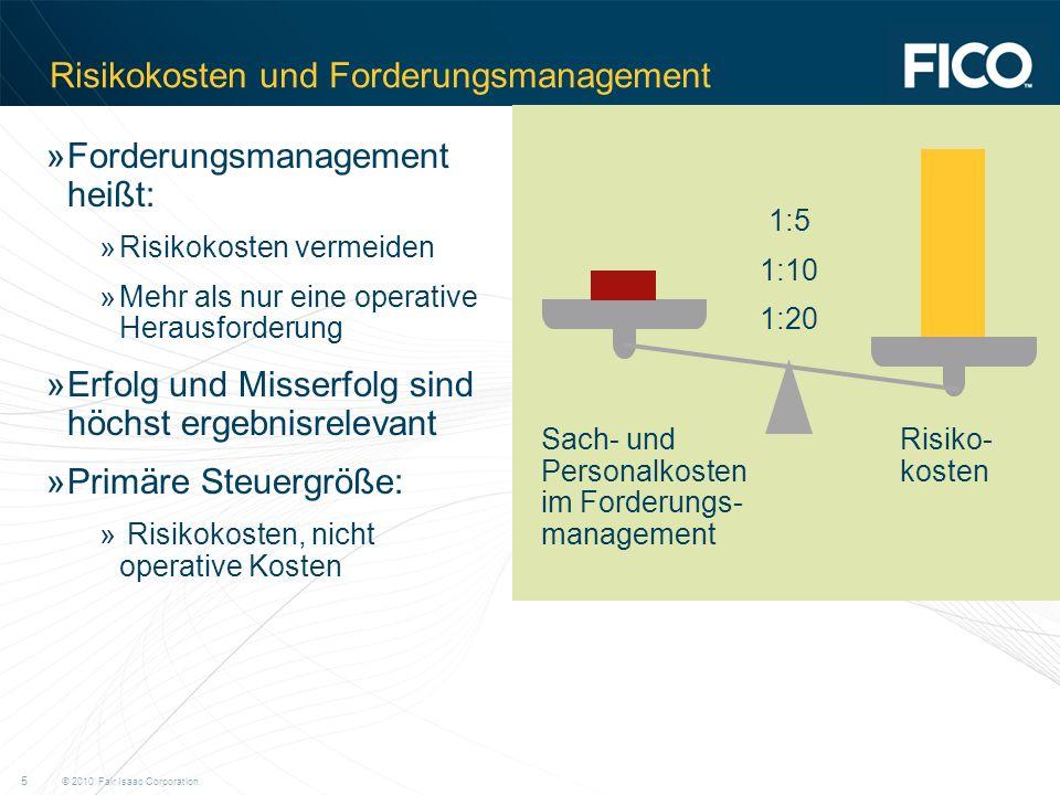 Risikokosten und Forderungsmanagement