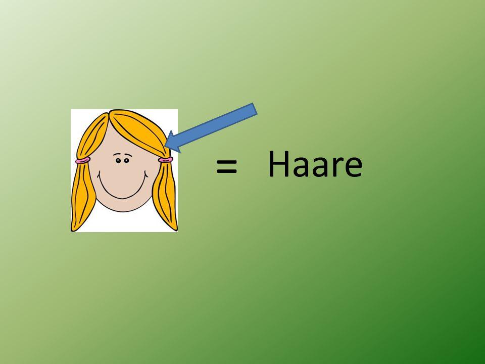 = Haare